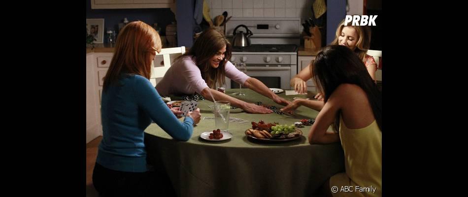 Un poker entre filles