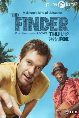 The Finder ne reviendra pas en 2012-2013