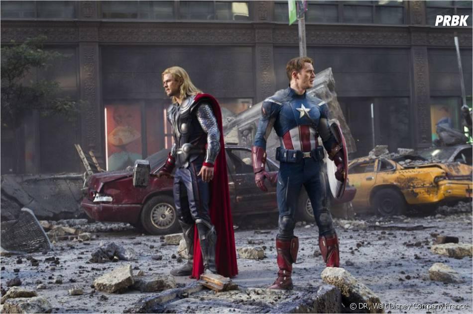 Personne ne résiste aux héros de The Avengers sauf l'Armée américaine !