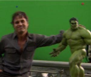 Dans les coulisses d'Avengers