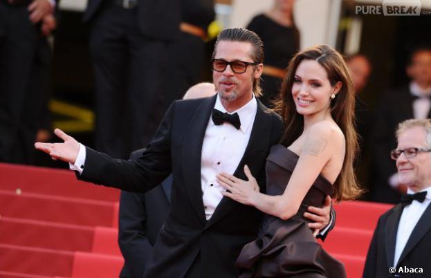 Brad Pitt et Angelina Jolie ont été accueillis par la justice à Cannes !
