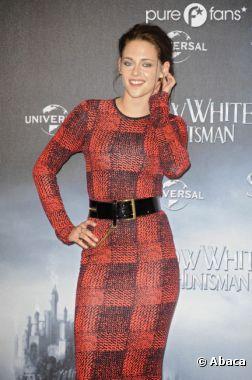 Kristen Stewart voit rouge à Berlin !