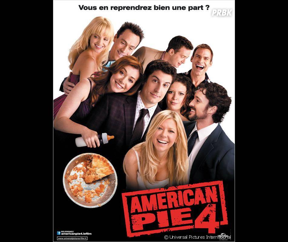 American Pie est quatrième du box-office