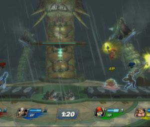 PlayStation All Stars : Battle Royale, un jeu explosif