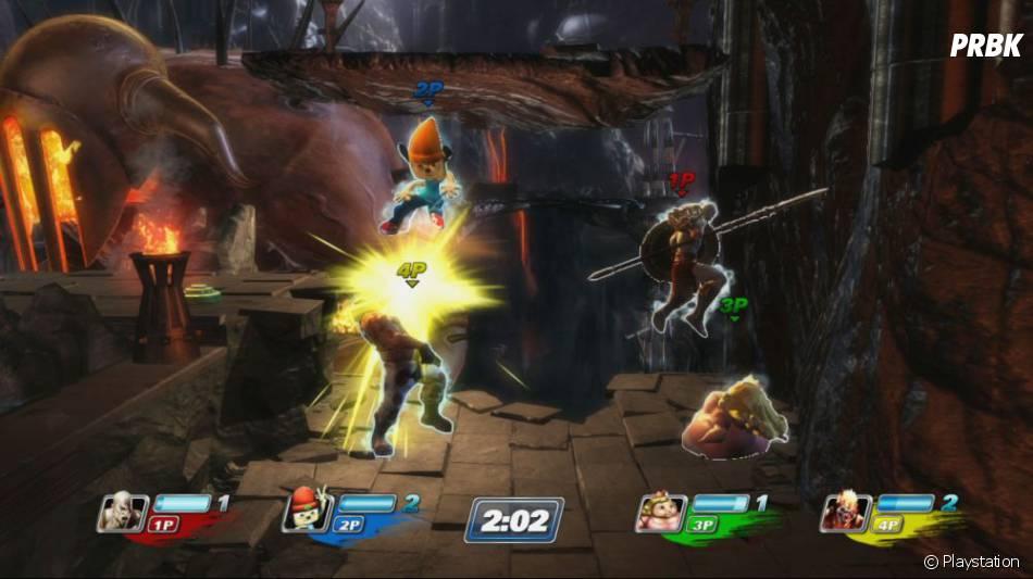 Ca castagne dans PlayStation All Stars : Battle Royale