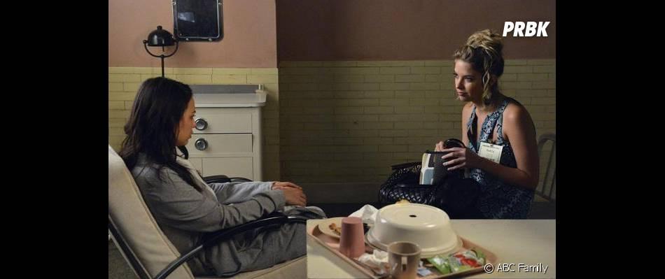 Hanna rend visite à Mona