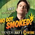 Nouveau poster de Weeds avec Andy