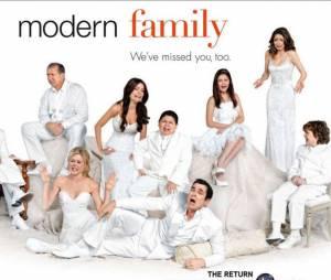 Les acteurs de Modern Family