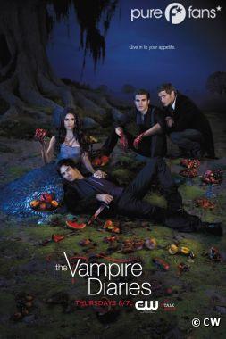 Les acteurs ne savent rien sur le futur de Vampire Diaries