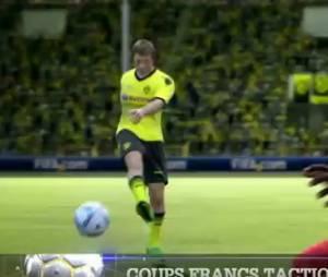 Découvrez le pemier trailer de FIFA 13
