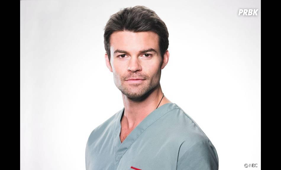 Daniel Gillies alias Elijah dans Vampire Diaries dans une série médicale !