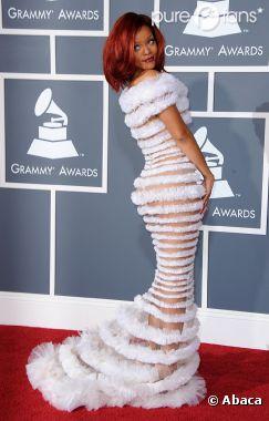 Rihanna a été choquée par la bagarre entre ses ex !
