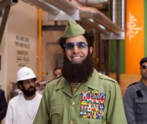 Sacha Baron Cohen fait le buzz avec son nouveau film