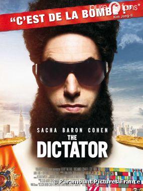 The Dictator bientôt déporté