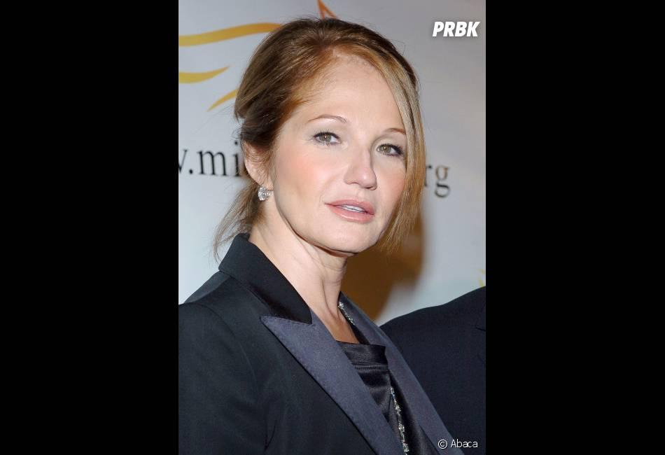 Ellen Barkin a fait craquer Johnny Depp et George Clooney !