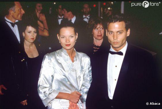 Johnny Depp et Kate Moss ont formé un couple ultra médiatisé !