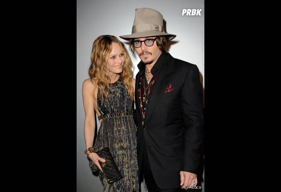 Johnny Depp et Vanessa Paradis, l'histoire d'un coup de foudre !