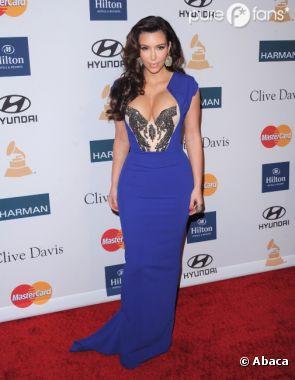 Kim Kardashian, grande rivale de Beyoncé