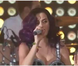 Katy Perry en live sur Part of Me