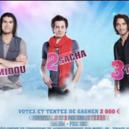 Secret Story 6 estimations : Thomas, Midou et Sacha, qui est le plus mal barré ? (SONDAGE)