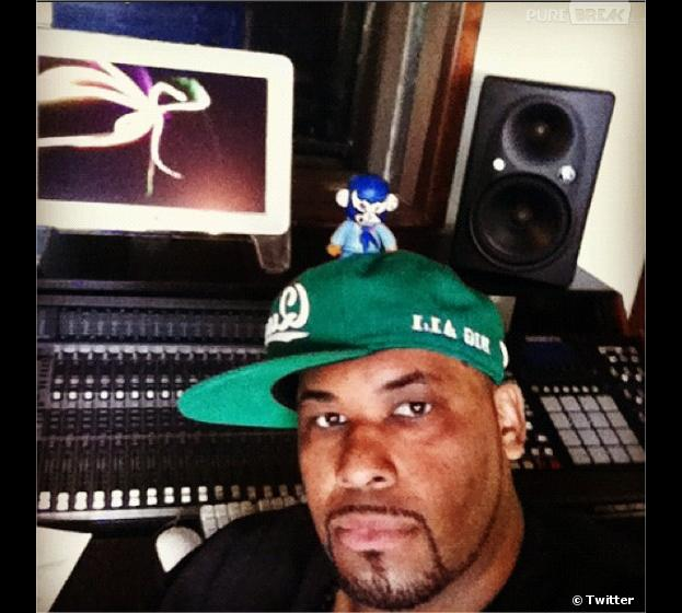 Big Ali en studio promet quelque chose d'énorme