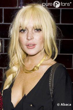 Lindsay Lohan prépare son come-back !