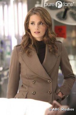 Le meurtre de la mère de Kate bientôt élucidé dans Castle !