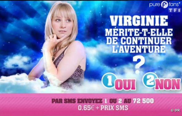 Virginie mérite-t-elle de continuer l'aventure Secret Story 6 ?