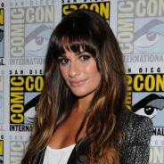Glee au Comic Con : Lea Michele au top, Cory Monteith aussi ! (PHOTOS)