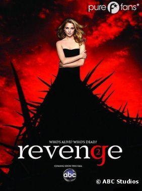 Premier poster pour la saison 2 de Revenge et révélations !