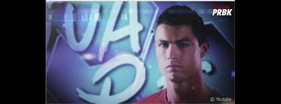 PES 2013 avec Cristiano Ronaldo en guest