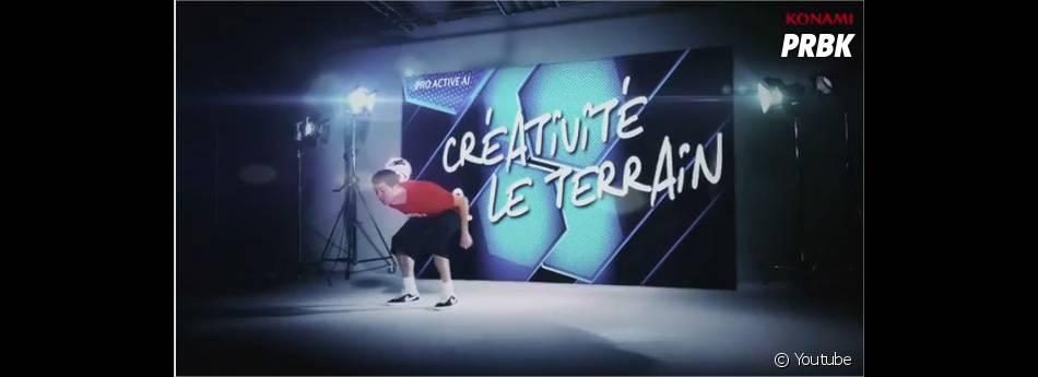 Dans PES 2013, soyez créatif sur le terrain