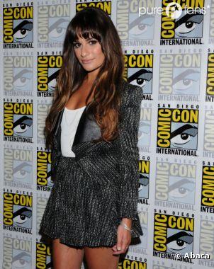 Lea Michele vient au secours de Glee !