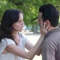 Walking Dead saison 3 : le fantôme de Shane toujours entre Rick et Lori ! (SPOILER)