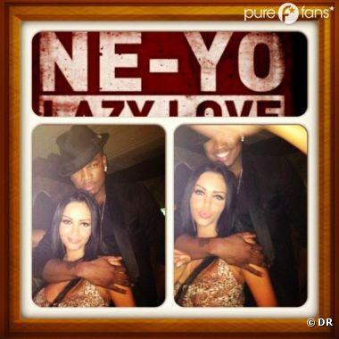 Nabilla s'éclate avec Ne-Yo !