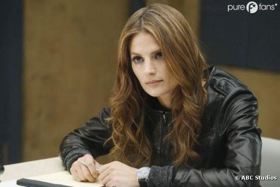 Beckett bientôt de retour dans la police pour la saison 5 de Castle ?