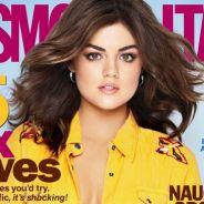 Lucy Hale : sexy en couv' de Cosmo, elle se confie sur ses troubles alimentaires (PHOTO)
