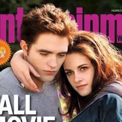 Twilight 5 : une couverture au goût amer pour Robert Pattinson et Kristen Stewart (PHOTO)