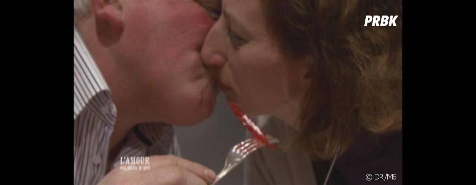 L'amour est dans le pré : et une soupe de langue au menu pour Thierry