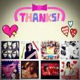 Alizée remercie ses fans pour leurs messages d'anniversaire !