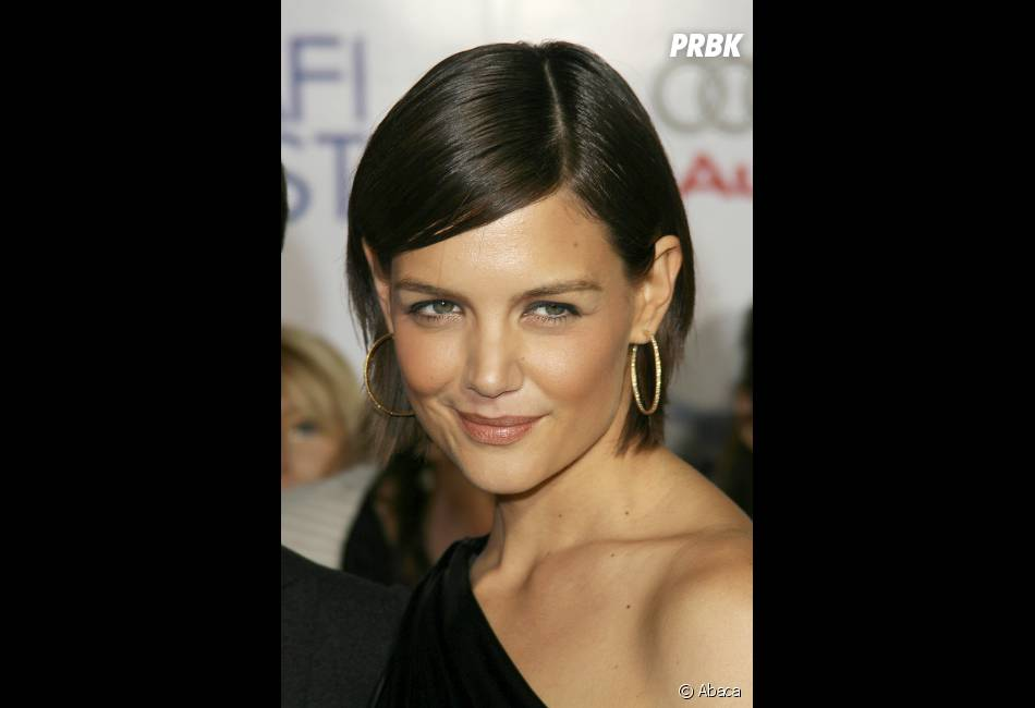 Katie Holmes, star de la Fashion Week de New York ?