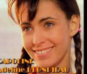 Adeline Blondieau revient dans le show !