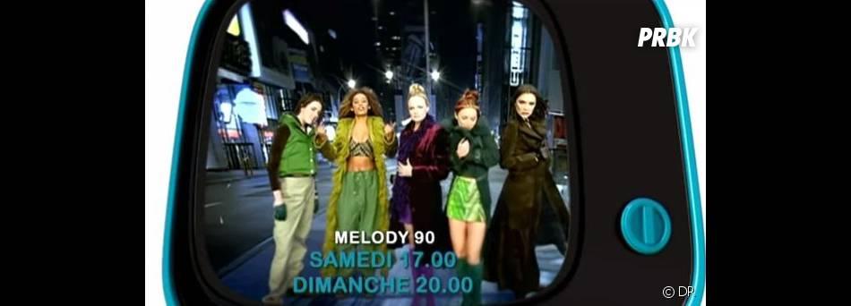 Les Spice Girls ont marqué les nineties !