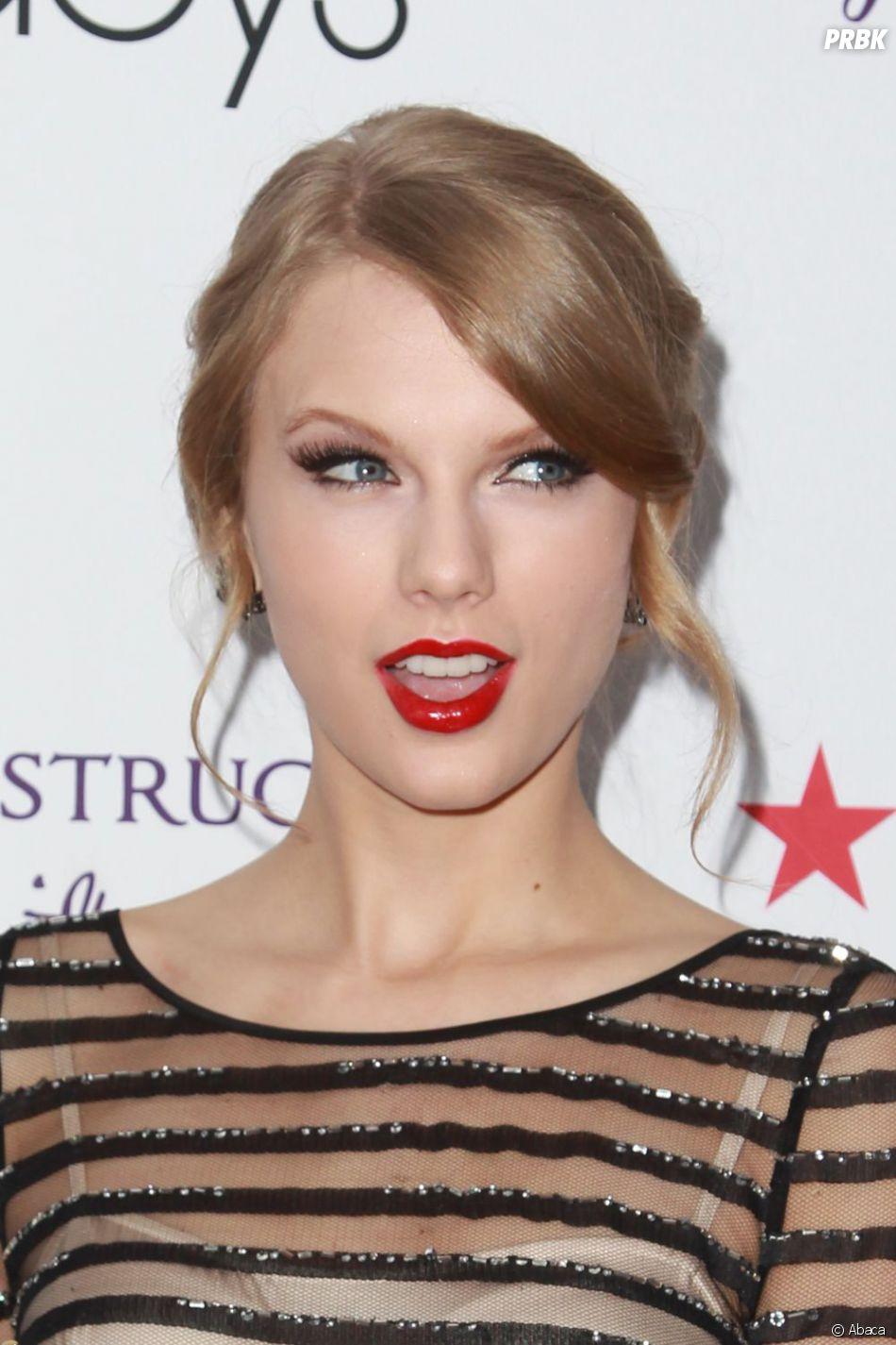 Taylor Swift, son concours détourné par les internautes !