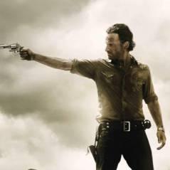 Walking Dead saison 3 : Rick, ultime menace sur le poster ? (PHOTO)