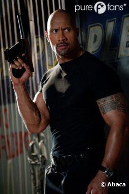 The Rock joue les héros sur le tournage de Fast and Furious 6