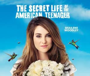 Shailene Woodley dans La vie secrète d'une ado ordinaire pour ABC Family