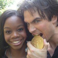 Vampire Diaries saison 4 : une médaillée olympique à Mystic Falls !