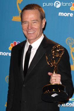 Bryan Cranston va-t-il remporter une nouvelle fois la statuette aux Emmy Awards 2012 ?