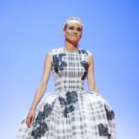 Diane Kruger : Joshua Jackson l'a sauvée... d'une robe !